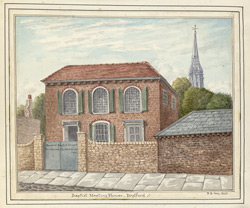 Baptist Meeting House, Church Street